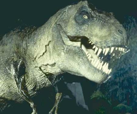 El temible T. rex no tenía una mordedura espectacular a pesar de su tamaño