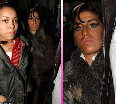 Amy Winehouse ahora es mulata