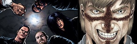 'The Boys' y 'Crossed', dos adaptaciones de cómics de Garth Ennis en preparación