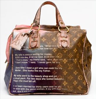 Louis Vuitton lanza un bolso de broma