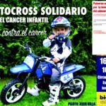 Usa tu solidaridad motera y 'Da Gas contra el cáncer infantil'