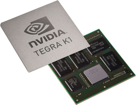 NVidia Tegra K1 SoC