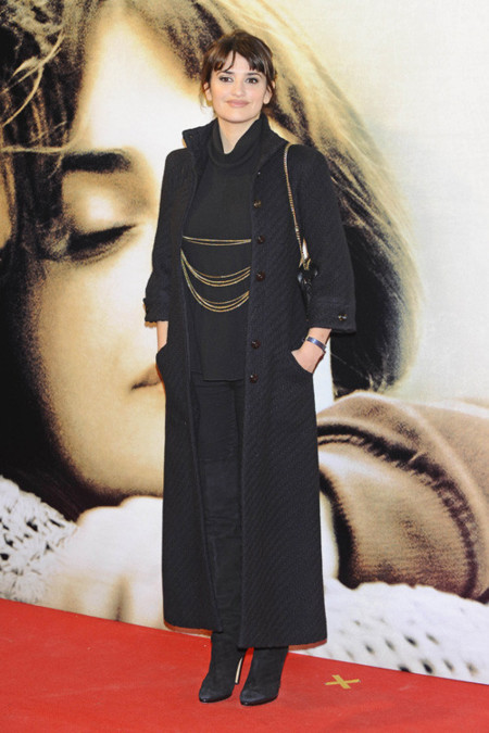 Penélope Cruz embarazo moda