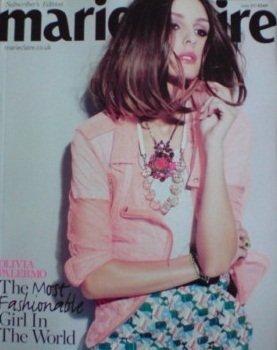 Olivia Palermo de nuevo en portada