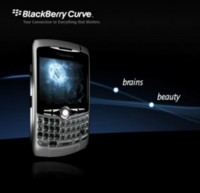 BlackBerry Curve ya es oficial
