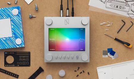 Google NSynth Super: un sintetizador con pantalla táctil y Raspberry Pi para hacer música usando inteligencia artificial