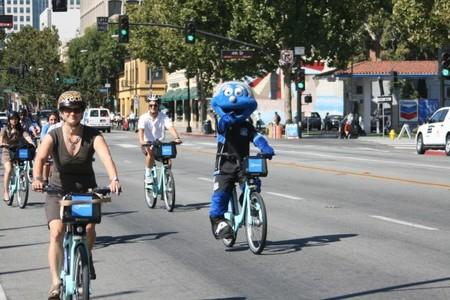 Bici pública en San José