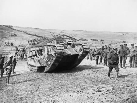 Somme19 Mark I