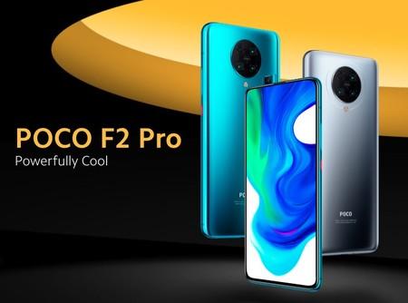 Poco F2 Pro de Xiaomi: potencia bruta también en fotografía y 5G para el reemplazo del Poco F1