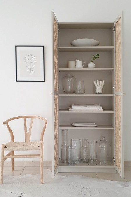 Ikea Billy Bookcase Hack8