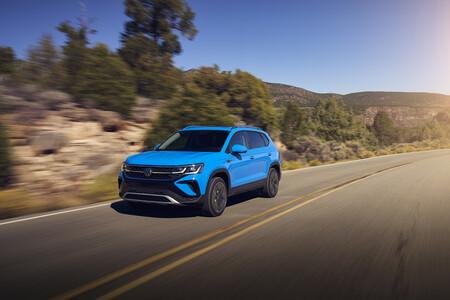 Volkswagen Taos: Precios, versiones y equipamiento en México