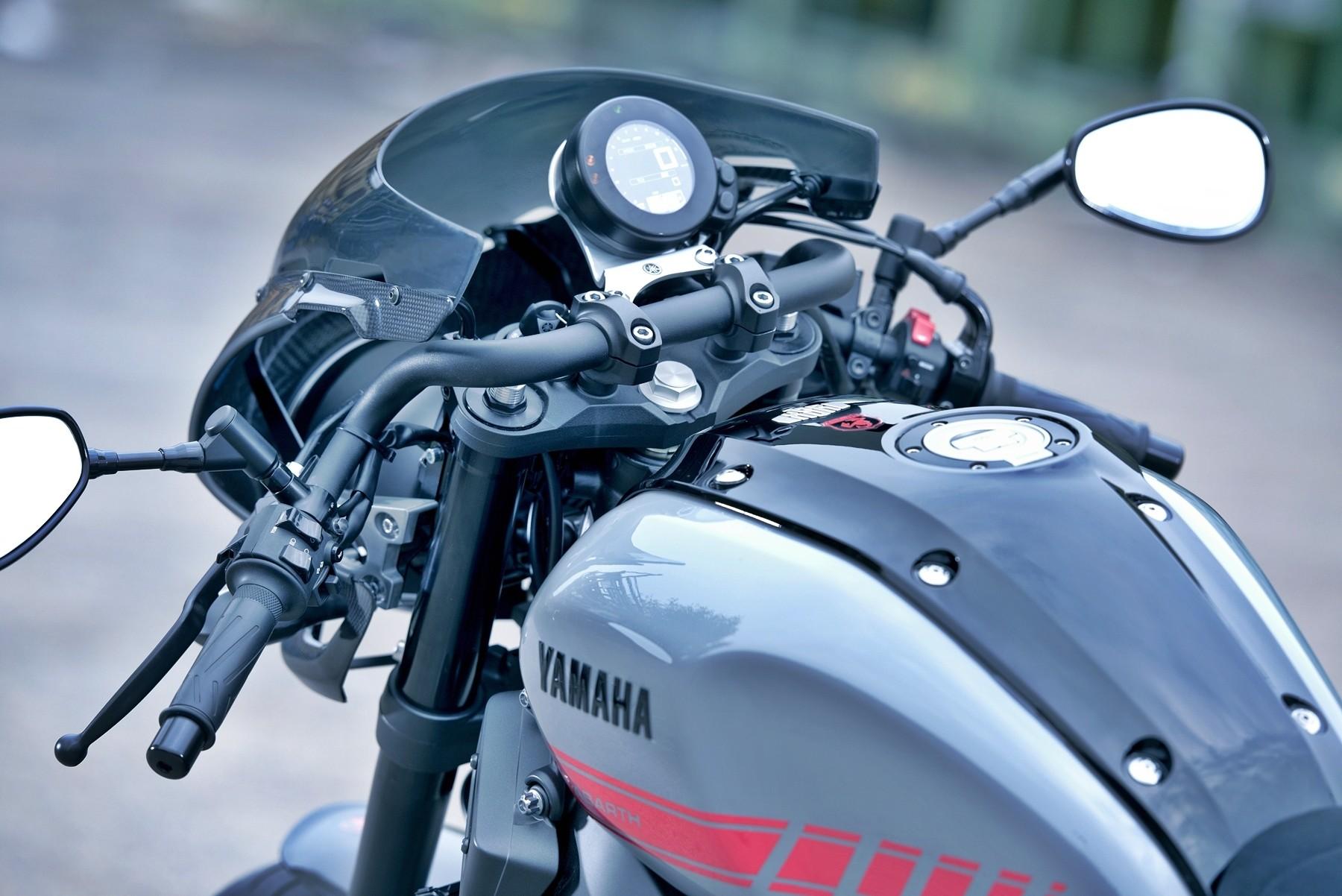 Foto de Yamaha XRS900 Abarth (20/38)