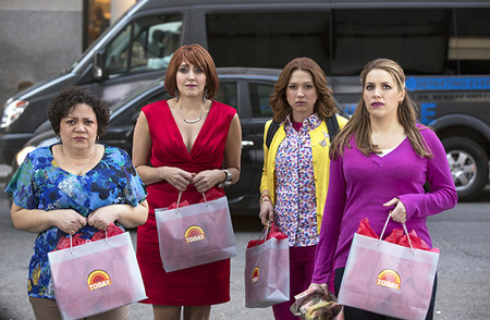 Unbreakable Kimmy Schmidt Series De Capitulos Cortos En Netflix Para Cuando Tienes Poco Tiempo