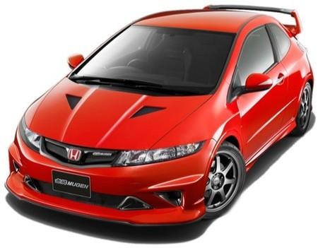 Mugen Honda Civic Type R