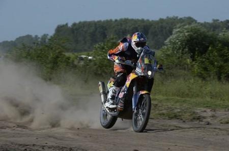 Dakar 2014: Buenos Aires - Villa Carlos Paz, etapa 1