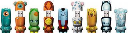 Nuevos modelos de memorias USB de Mimoco, ya a la venta