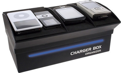 Charger Box, el lugar al que van todos nuestros gadgets a cargar