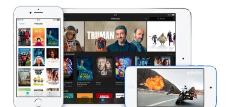 Apple lanza iTunes 12.6: ahora puedes alquilar una película y verla en el dispositivo que quieras