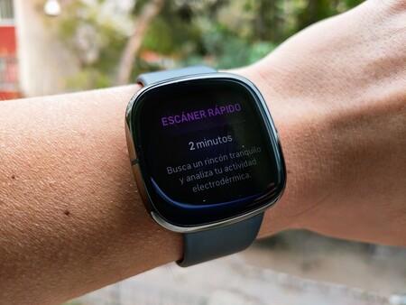 Fitbit Sense Analisis Mexico Sensor Eda Actividad Electrodermica