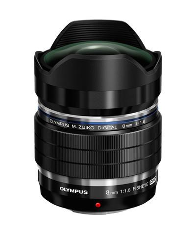 M.ZUIKO DIGITAL ED 8 mm 1.8 y M.ZUIKO DIGITAL ED  14-150 mm 1:4.0-5.6 II, nuevos objetivos para la serie de Olympus