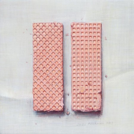 Pair Of Wafers