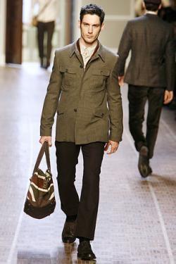Paul Smith para hombre Otoño/Invierno 2007/2008