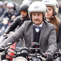 Gentleman's Ride: la carrera de motos más estilosa tiene una buena causa