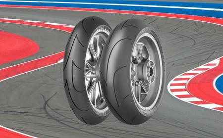 Recién salidos del horno de las carreras, estos son los Dunlop D213 GP Pro