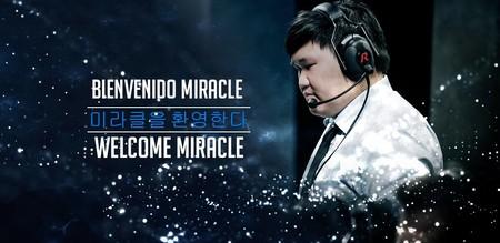 Miracle será el nuevo director de desarrollo de LoL en Giants Gaming