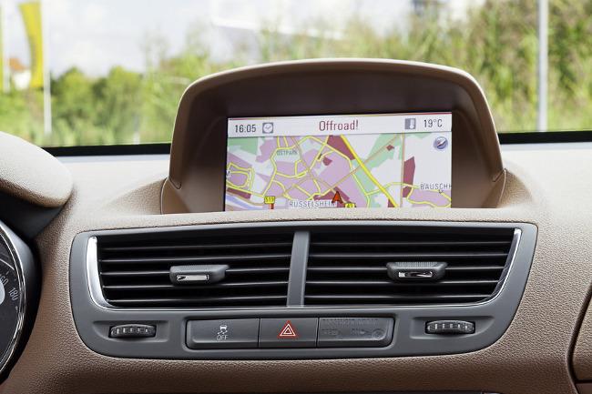 Opel Mokka Navegador GPS