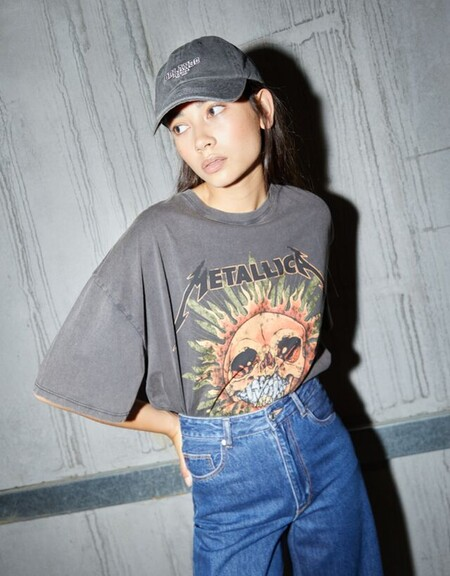 Camisetas Musica Bershka 04