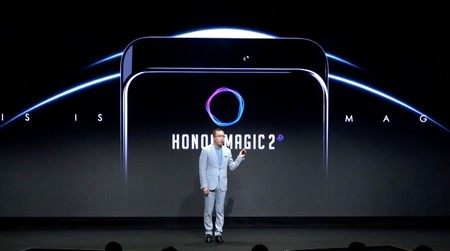 Honor Magic 2 Camara