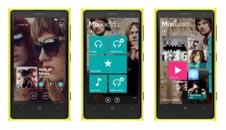Nokia transforma Nokia Music y lo convierte en Nokia Mix Radio