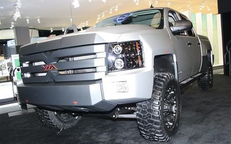 Nuevas imágenes del X-Trux de Via Motors desde el Salón de Detroit