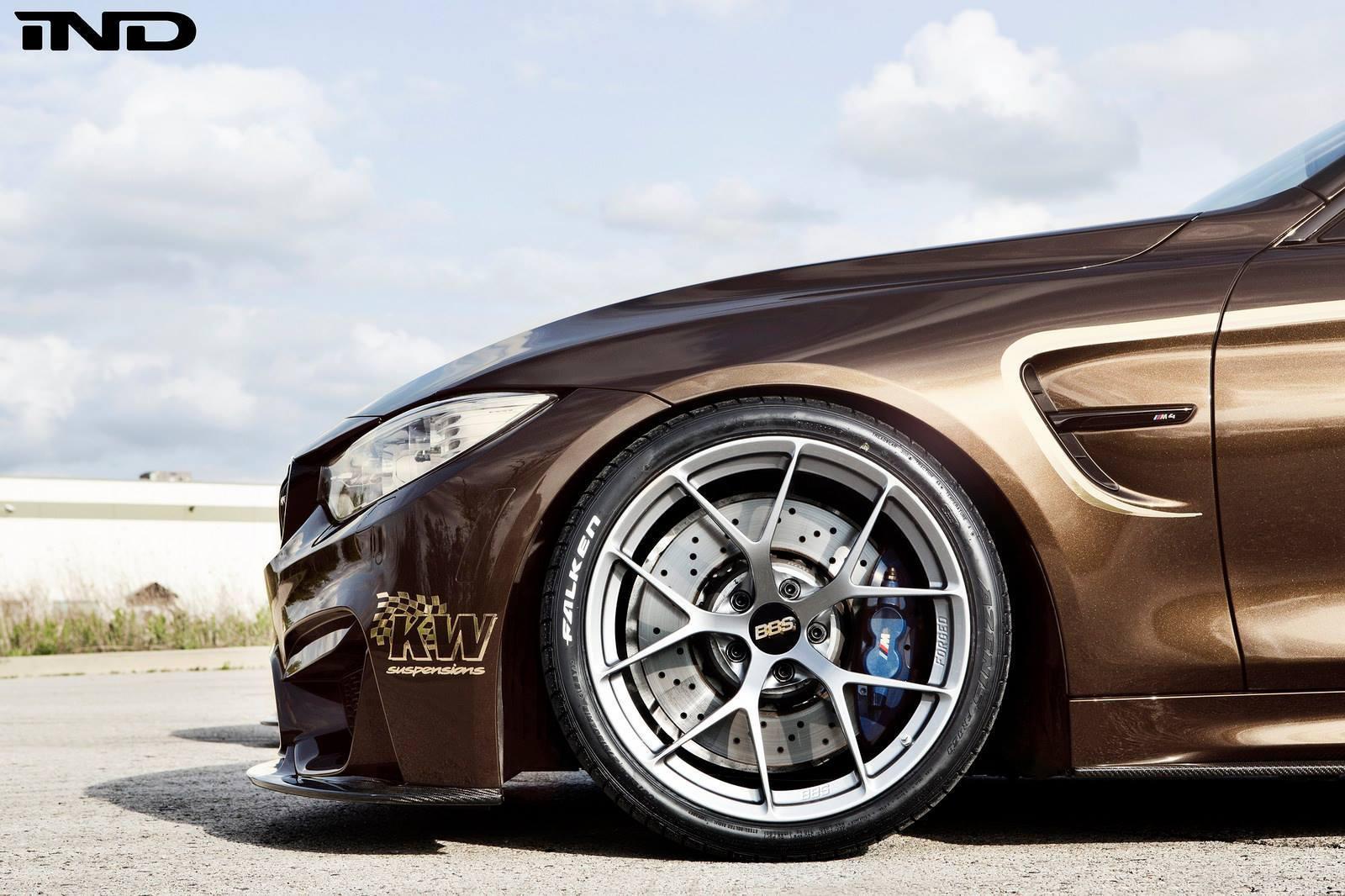Foto de BMW M4 preparadopor IND (9/13)