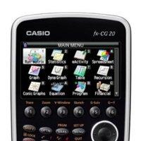 La Casio fx-CG20 pone color y más resolución en tu mochila
