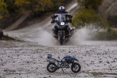 Bmw R1200gs Adventure Lego 5