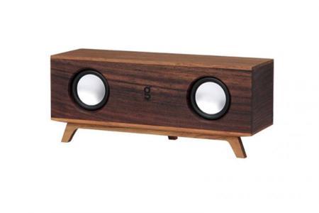 Wooden Radio Magno Design