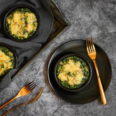 Cómo hacer crema de espinacas en el microondas, la forma más fácil y cómoda de preparar este clásico