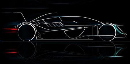 Caparo T1 Evolution, en camino