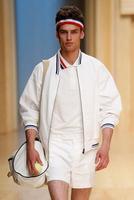 Slazenger: espíritu inglés y herencia deportiva para la pasarela 080 Bcn Fashion