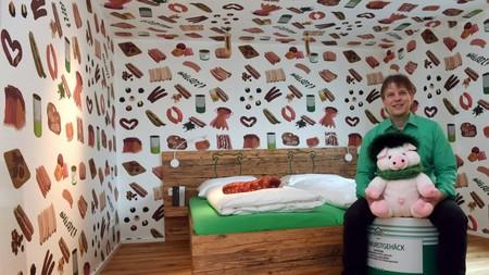 Si eres amante de las salchichas, este hotel alemán inspirado en ellas podría ser perfecto para ti