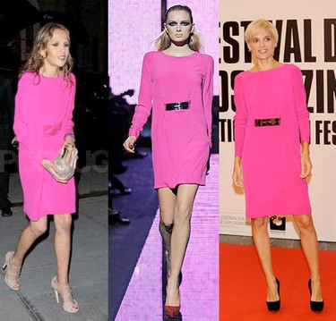 Vestido de Versace: ¿Alegra Versace o Elena Anaya?