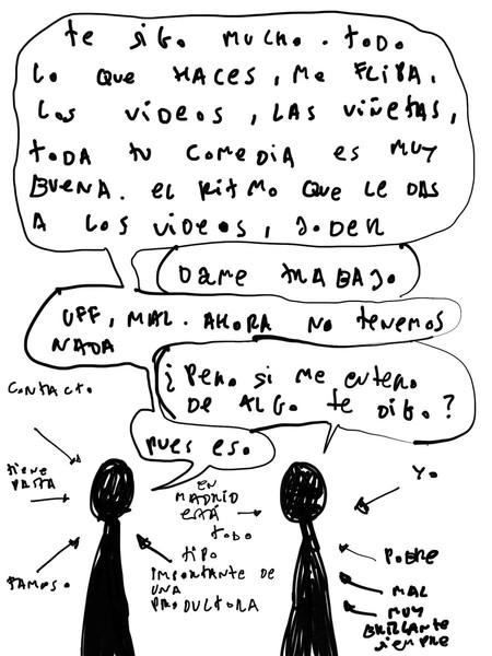 Las viñetas de Toni Nievas que te harán pensar que tu vida no es tan mierda