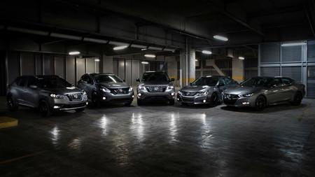 Nissan estrena las ediciones Midnight en México para cinco de sus modelos
