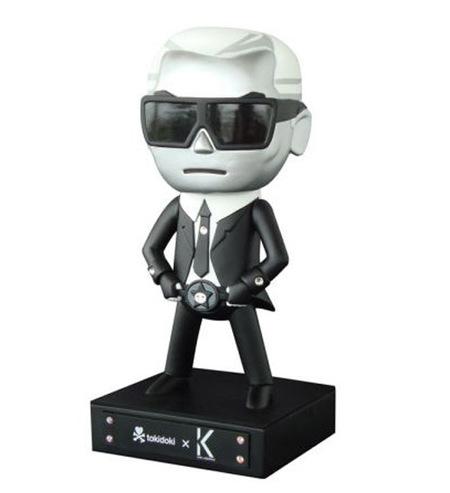 El toy de Karl Lagerfeld en edición limitada