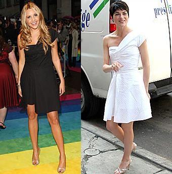 KM para TopShop: ¿Selma Blair o Amanda Bynes?