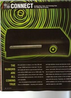 Xbox 360 v2, más que un rumor