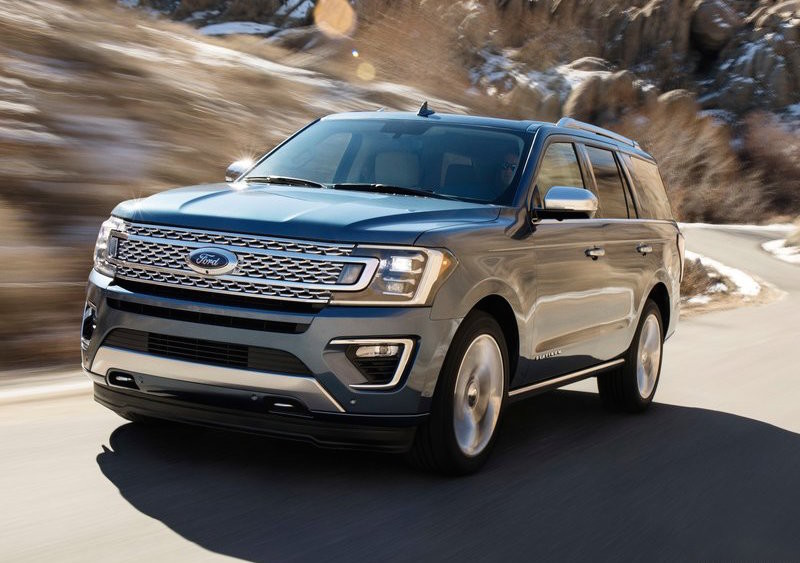 Foto de Ford Expedition 2018 (13/22)