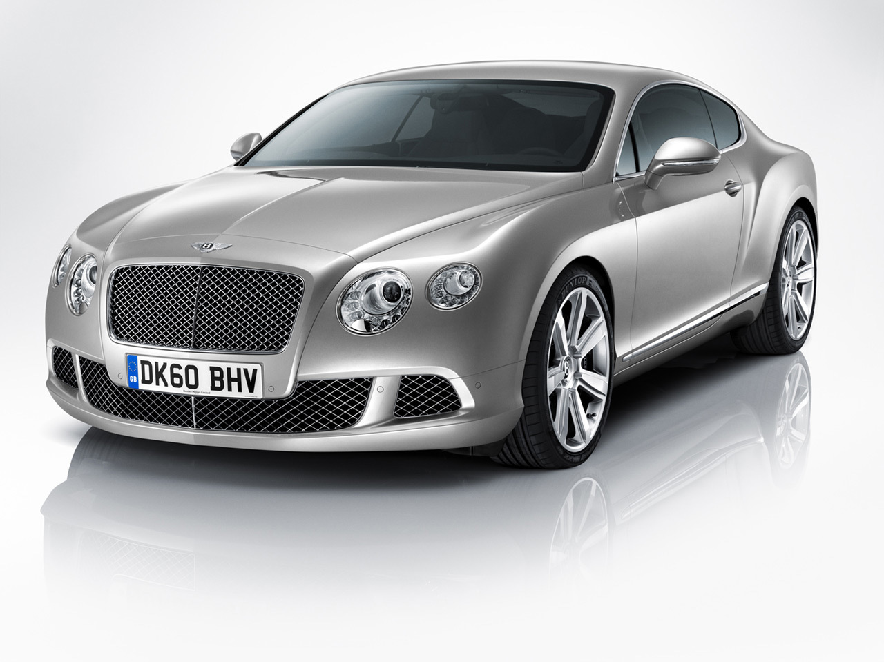 Foto de Bentley Continental GT 2011 (15/67)